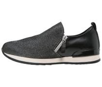 VELIA Sneaker low pewter galaxy/black