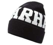 Mütze black/snow