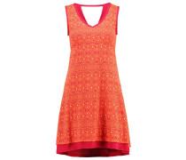 LARISSA - Jerseykleid - persian red sage