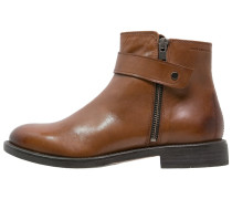 AMINA Ankle Boot cognac