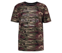 ALIEN GENERATION JAPANESE - T-Shirt print - camo