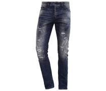 ONSLOOM - Jeans Slim Fit - dark blue denim