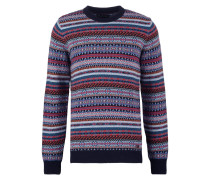 MARTINGALE Strickpullover navy