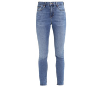 JAMIE NEW - Jeans Slim Fit - middenim