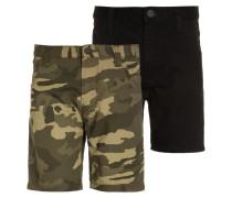 CAMO 2 PACK - Shorts - green