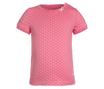 TShirt print faded pink