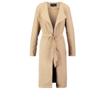 VICAN - Trenchcoat - dusty camel