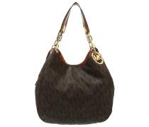 FULTON Handtasche brown