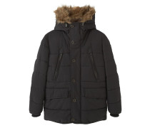 NORIEGA Winterjacke black
