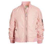 Bomberjacke pink
