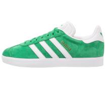 GAZELLE Sneaker low green/white/gold metallic