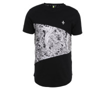 CHRONICLES - T-Shirt print - black/white