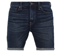 PREP - Jeans Shorts - destroyed dark