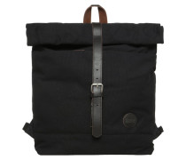 Tagesrucksack black/dark brown