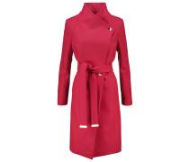 AURORE Wollmantel / klassischer Mantel bright red