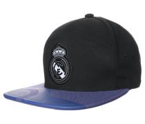 REAL MADRID Cap black/super purple