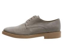 PLAIN DERBY BusinessSchnürer grey