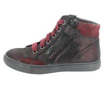 FEDORA Sneaker high dark red