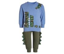 SET - Sweatshirt - blue