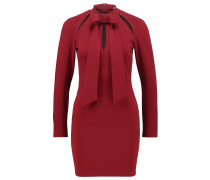 BELLA Cocktailkleid / festliches Kleid burgundy