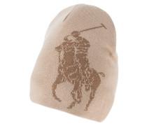Mütze camel/vicuna