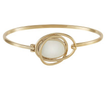 RHYTHMIC Armband light goldcoloured