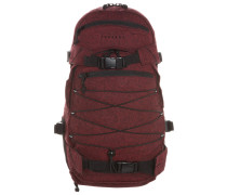 NEW LOUIS - Tagesrucksack - flannel red