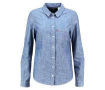MODERN ONE Hemdbluse workwear blue