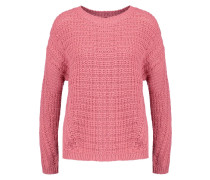 Strickpullover dusty rose