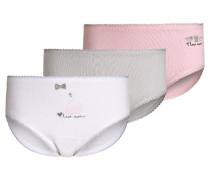 3 PACK Slip blanc
