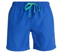Badeshorts nautical blue