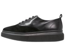 Sneaker low noir