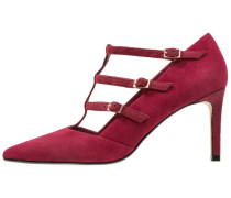 CARBON Pumps burgundy