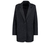 COCOON Wollmantel / klassischer Mantel bleached wool denim