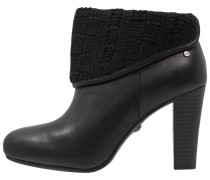 DANDYLION TRES High Heel Stiefelette black