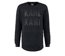 TOLIMAN Sweatshirt black/black