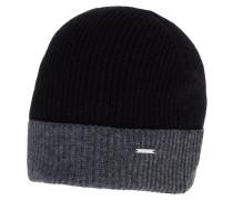 KDUNTY Mütze schwarz/grau