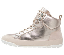 MIASSI Sneaker high gold