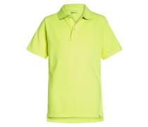 Poloshirt safety yellow
