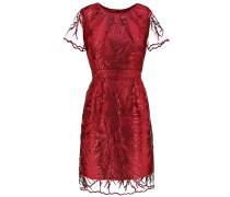 Cocktailkleid / festliches Kleid - marsala