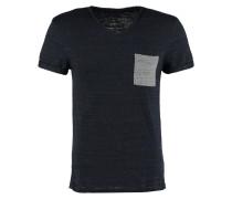 RABICO TShirt print blue melange