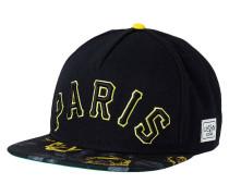 PARIS - Cap - black/yellow/green