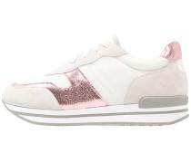 Sneaker low - grey/cerise/marble