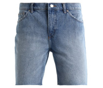 SONIC - Jeans Shorts - 90s blue organic