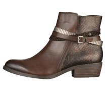 Ankle Boot mocca ant. comb