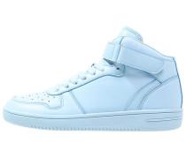 Sneaker high light blue