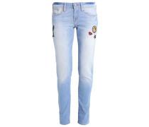 SERENA Jeans Slim Fit lightblue denim