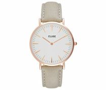 LA BOHÈME - Uhr - rose gold-coloured/white/grey