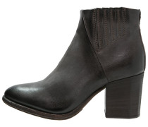 Ankle Boot smoke/testa di moro