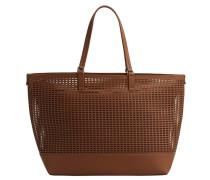 MARINA Shopping Bag brown